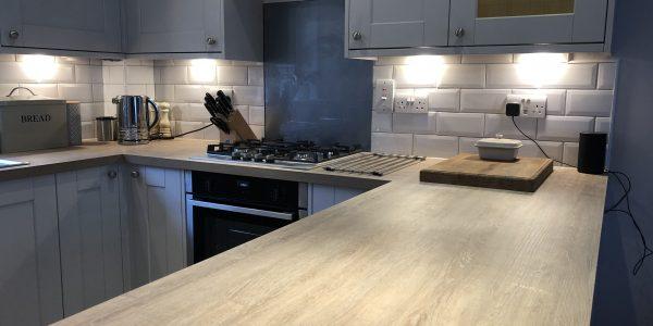 Kitchen Installation In Langford Village, Bicester Bicester Property Services