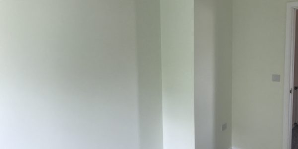 Decorated Bedroom - Kingsmere, Bicester Bicester Property Services
