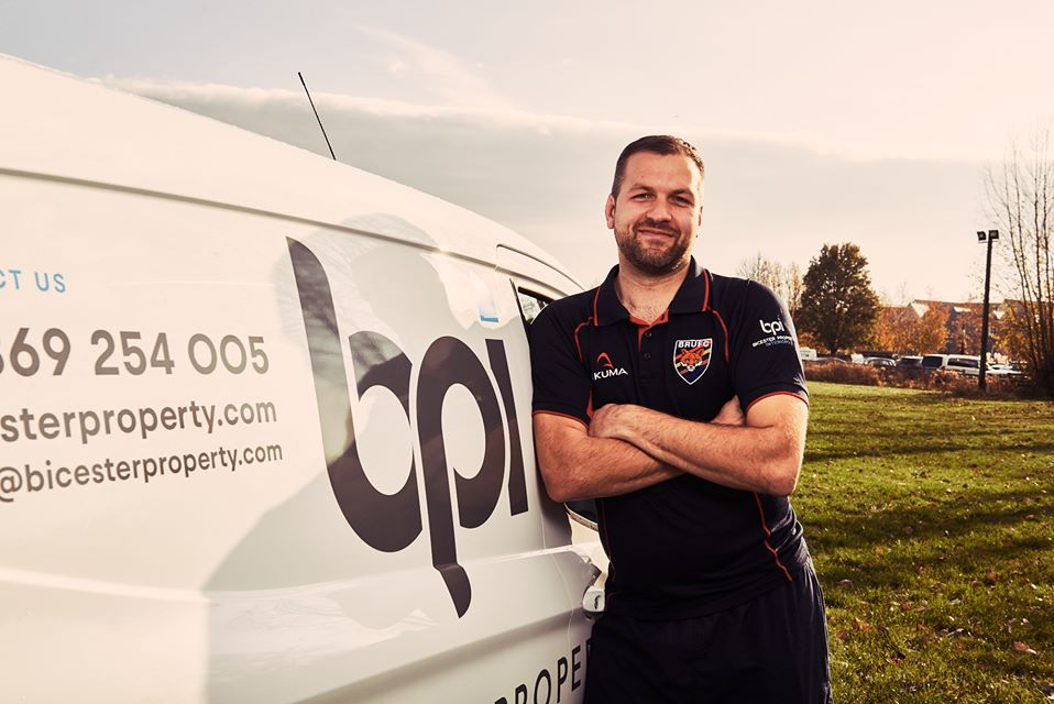 Rugby Sponsorship Bicester Property Services