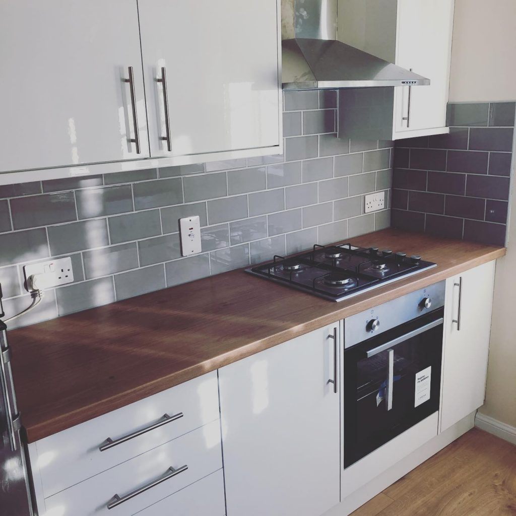 Kitchen Installation & Flat Decoration, Oxford Bicester Property Interiors